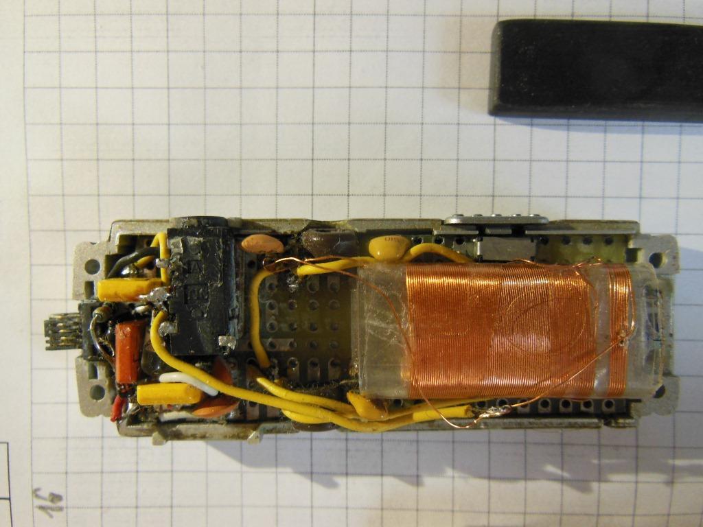 схема включения детекторного диода